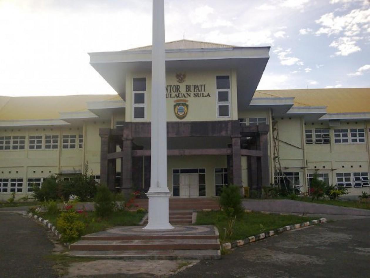 Kabupaten Kepulauan Sula Sanana Dah Hia Ted Sua